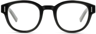 Christian Dior Round Frame Glasses