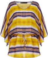 Vix Zaz Multicolour Vintage Print Tunic