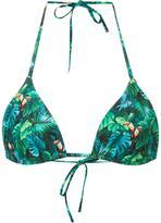 Onia 'Megan' bikini top - women - Nylon/Spandex/Elastane - XS