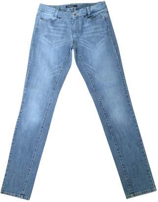 Marc Cain Blue Cotton - elasthane Jeans for Women