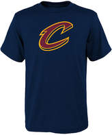adidas Cleveland Cavaliers Primary Logo T-Shirt, Little Boys (4-7)