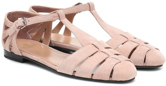 Church's Rainbow suede sandals