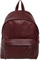 Eastpak 24l Padded Leather Backpack