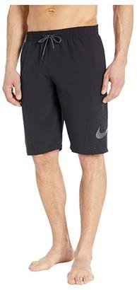 Nike 11 Onyx Flash Breaker Volley Shorts (Black) Men's Swimwear