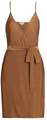 L'Agence Tate Wrap Dress