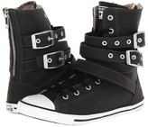 Converse Chuck Taylor All Star Sidney X-Hi (Black) - Footwear