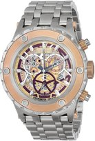 Invicta Men's 13740 Subaqua Analog Display Swiss Quartz Silver Watch