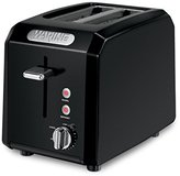 Waring Ctt200bk Professional Cool Touch 2-slice Toaster; Black