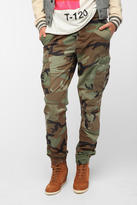 Urban Outfitters SNAP x Urban Renewal Tapered Army Pant