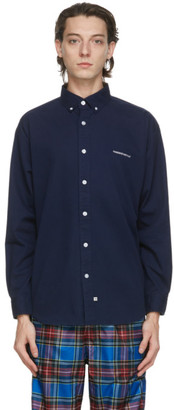 This Is Never That thisisneverthat Navy CPT-Logo Shirt