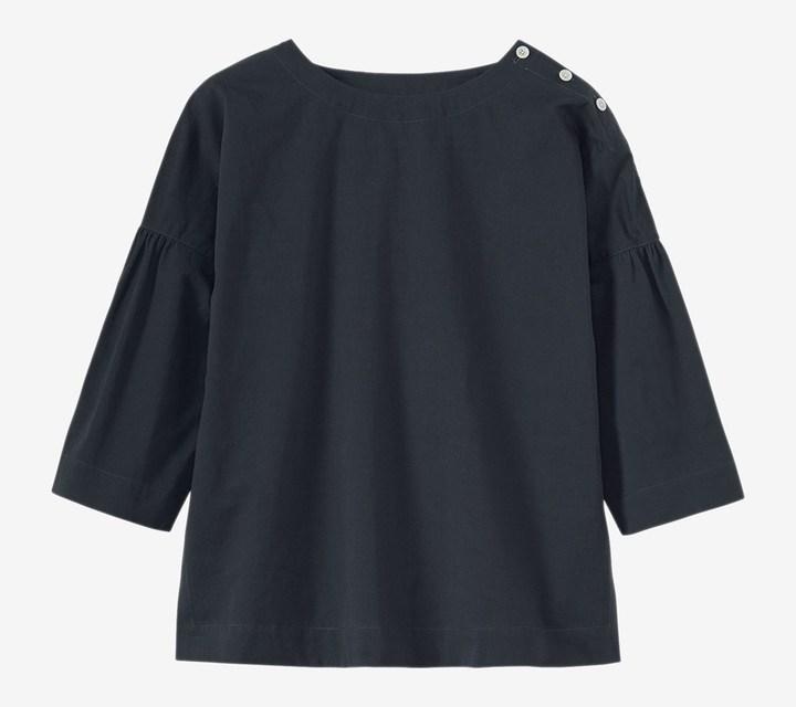 Toast Gathered Sleeve Shirt