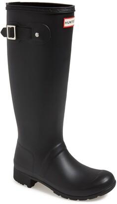 Hunter 'Tour' Packable Rain Boot