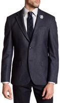 Ike Behar Long Sleeve Wool Sport Coat