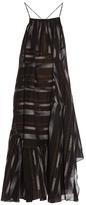 Rachel Comey Mosaic ikat-print cotton-voile dress