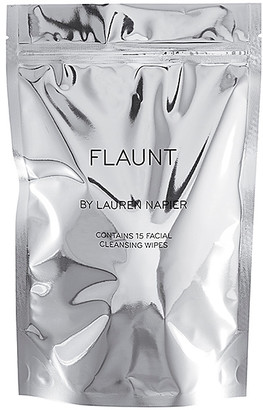 CLEANSE by LAUREN NAPIER Prize Flaunt Facial Cleansing Wipes