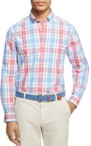 Vineyard Vines Pleasant Valley Plaid Tucker Slim Fit Button-Down Shirt