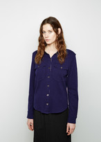 Etoile Isabel Marant Nathan Double Pocket Knit Shirt