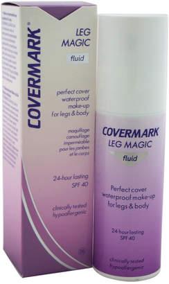 Covermark 2.54Oz #56 Leg Magic Fluid Makeup For Leg & Body Waterproof Spf 40