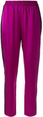 LAYEUR elasticated waist trousers