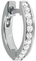 VANRYCKE Officiel Diamond Single Hoop Earring