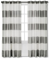 Threshold Bold Stripe Curtain Panel