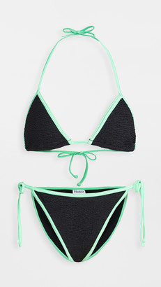 Hunza G Carmen Bikini Set