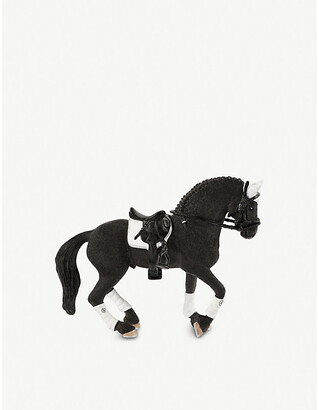 Selfridges Horse Club Frisian stallion riding tournament toy