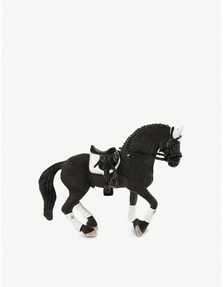 Schleich Horse Club Frisian stallion riding tournament toy