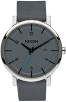 Nixon Rollo with Blue Second Hand