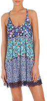 In Bloom Heathercliff Floral-Printed Chemise