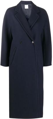 Roseanna Double-Breasted Oversize Coat
