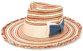 Nick Fouquet Terracrema straw hat