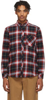 Carhartt Work In Progress Red Check Shirt