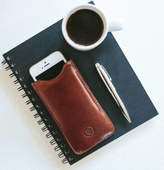 Maxwell Scott Bags Luxury Leather iPhone Seven Sleeve. 'The Gruppo'