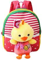 Black Temptation Cute Childrens Backpack For School Toddle Backpack Baby Bag, Chick