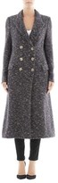 Isabel Marant Women's Grey Wool Coat.