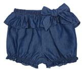 Habitual Kids Rhyan Tie Front Denim Shorts
