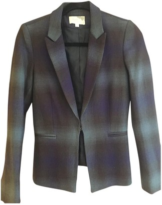 Elizabeth and James Multicolour Wool Jacket for Women