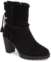 Frye Women's Jen Genuine Shearling Lined Water Resistant Boot