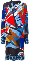 Emilio Pucci abstract print dress - women - Spandex/Elastane/Viscose - 42