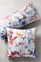 Jen Garrido Wildflower Study Pillow