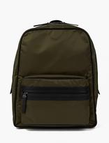 Maison Margiela Khaki Nylon Backpack