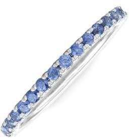 Kwiat Women's Blue Sapphire Stackable Ring