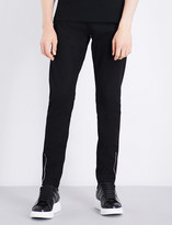 Alexander McQueen Zipped-cuffs slim-fit tapered jeans