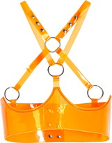 Topshop Transparent Harness