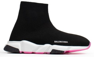 Balenciaga Speed Fluo Pink Trainers