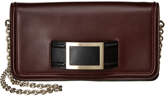 Roger Vivier Leather Crossbody