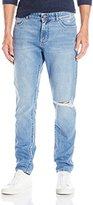 DL1961 Men's Cooper Relaxed Skinny Jean in Wreck