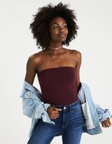American Eagle Outfitters AE Soft & Sexy Strapless Crop Top