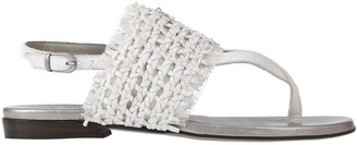 Henry Beguelin Toe strap sandals
